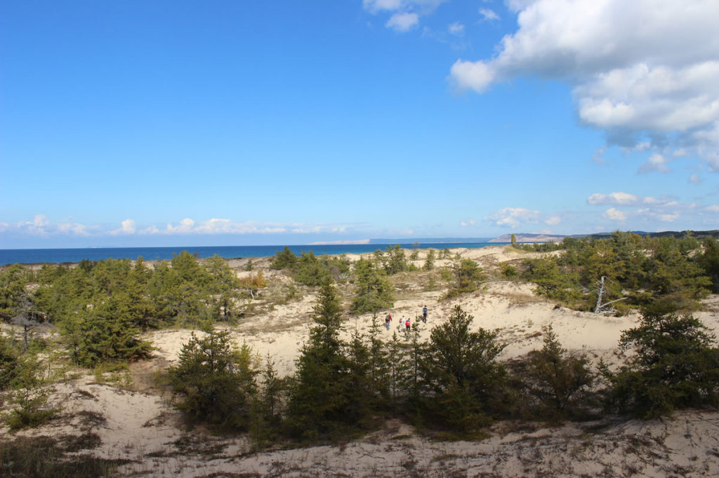 The Bay to Bay Hiking and Kayaking Trail