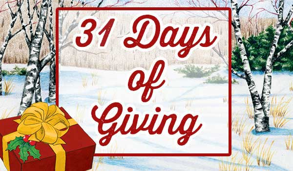31 Days of Giving, 2014