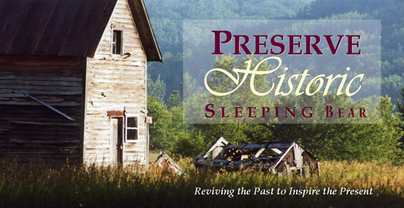 Preserve Historic Sleeping Bear