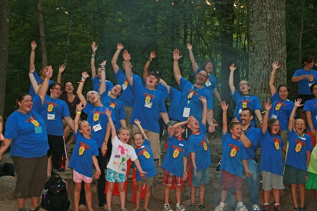 Special Days Camp Group