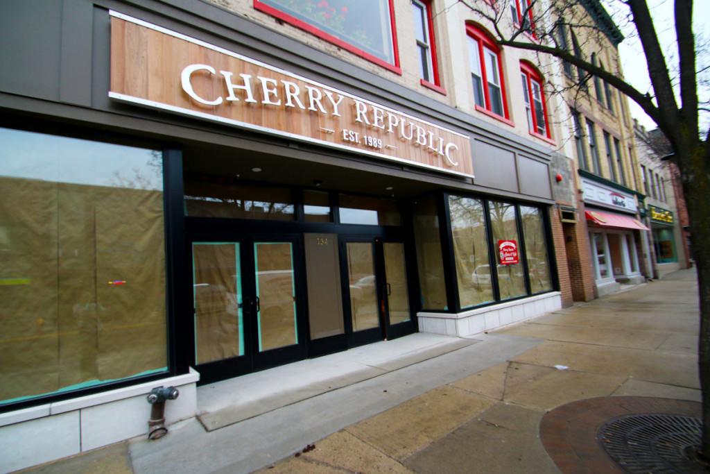 Traverse City Cherry Republic