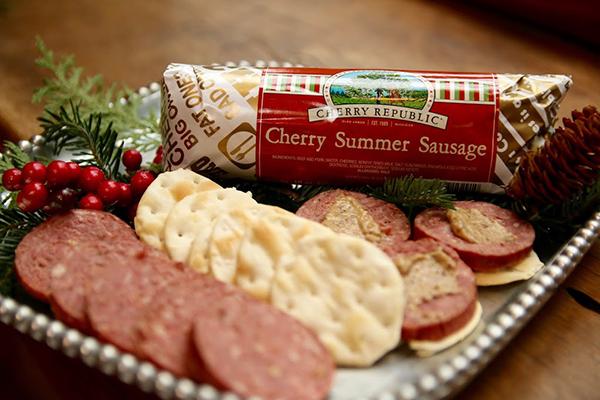 cherry-summer-sausage